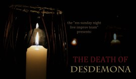 The Death Of Desdemona - Recording_1