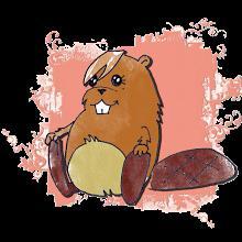 Fluffy Beaver image